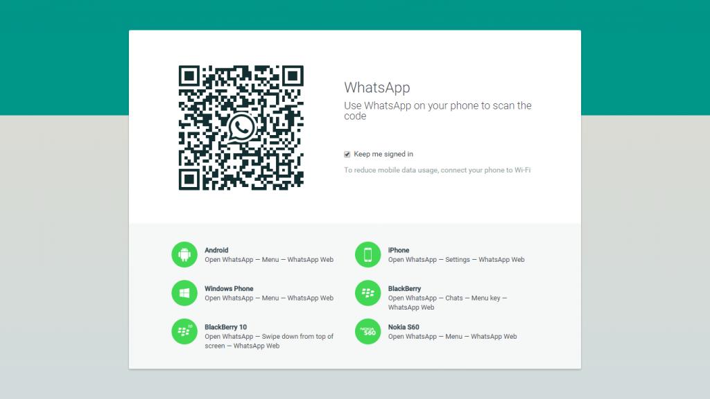 Web.Whatsapp.com Updated