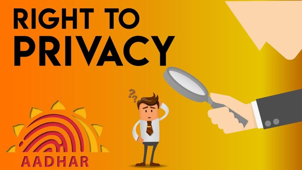 the debate about whether surveillance infringes on citizens privacy On the 24th of august, a nine-judge bench of the supreme court delivered its verdict in justice ks puttaswamy vs union of india, unanimously affirming that the right to privacy is a fundamental right under the indian constitution.